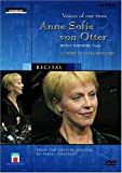 Voices of Our Time: Anne Sofie von Otter - A Tribute to Korngold Recital (Sous-titres français)