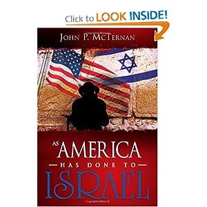 As America Has Done To Israel John McTernan
