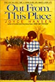 Out from This Place (Obi and Easter Trilogy) (0785787518) by Hansen, Joyce