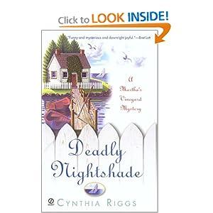 Deadly Nightshade - Cynthia Riggs