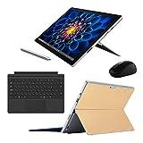 Surface Pro 4 (Core-M / 128GB / 4GB モデル/ ペンなし) + 専用 タイプ カバー (ブラック) + Bluetooth モバイル マウス 3600 + 限定スキン シール (メープル)