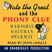 Nate the Great and the Phony Clue | Marjorie Weinman Sharmat