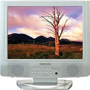 Sylvania 6620LDF 20-Inch ED-Ready Flat-Panel LCD TV/DVD Combo