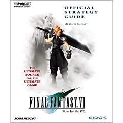 Final Fantasy VII: Official Strategy Guide (Official Strategy Guides)