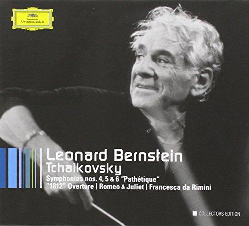 Tchaikovsky: Symphonies Nos. 4, 5 & 6 /