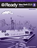 New York 2014 Grade 4 Common Core Practice Test Book for Math with Answer Key CCLS Ready New York