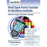 Product B0009HMRBE - Product title BEIKS LLC WorldSpeak Pocket Translator