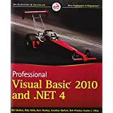 Professional Visual Basic 2010 and .NET 4 (Wrox Programmer to Programmer)by Bill Sheldon