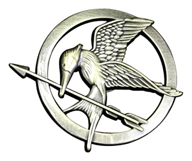 The Hunger Games Movie Mockingjay Prop Rep Pin $6.56