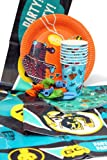 Official Doctor Who Party Ware - Bumper Party Pack For 8