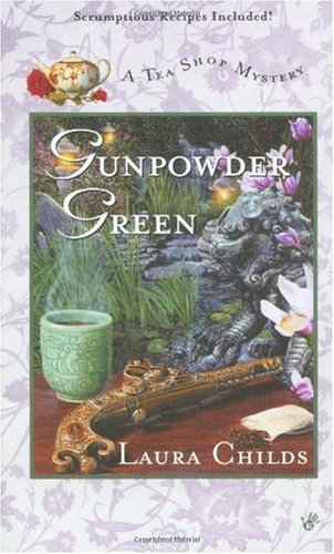 Gunpowder Green (A Tea Shop Mystery)