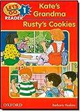 Lets Go #1 Reader Kate's Grandma Rusty's Cookies (0194364461) by Hoskins, Barbara