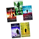 Mark Gimenez Mark Gimenez 5 Books Collection Pack Set (The Abduction, The Perk, The Colour of Law, The Common Lawyer, Accused)