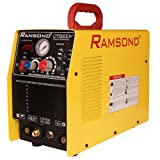 Ramsond CT520DY 3-in-1 Multi Function Air Inverter 50 Amp Plasma Cutter + 200 Amp TIG Welder + 200 A ARC/MMA Stick Welder: Auto Dual Voltage 110V/220V 50/60 HZ, 50 AMP Plasma Cutter + 200 AMP DC TIG Welder + 200 AMP ARC MMA Stick Welder