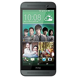 "HTC One E8 5.0"" Android 4.4 Quad Core RAM 2GB ROM 16GB Unlocked 4G LTE Dual Sim Smartphone Color Grey"