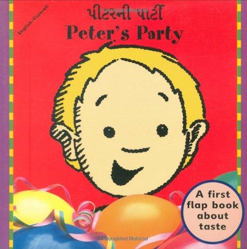 Peter's Party (English-Gujarati) (Senses)