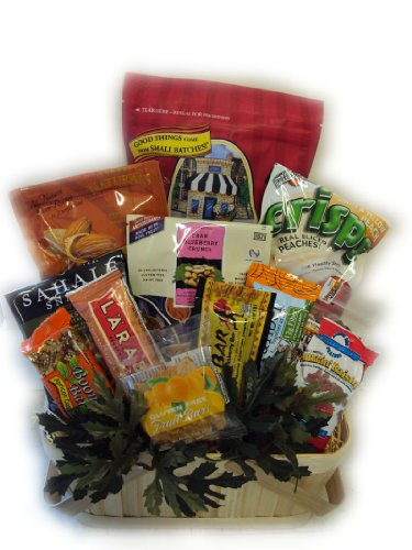 Healthy Hiker Gift Basket