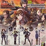 SR 戦場のヴァルキュリア フィギュアコレクション 全5種セット
