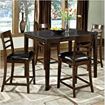 96fd01dfaa3231 Mount Rushmore 5 Piece Counter Height Dining Table Set Exclusively  Retailers or maybe Order online * In Cheapest Pirce ...