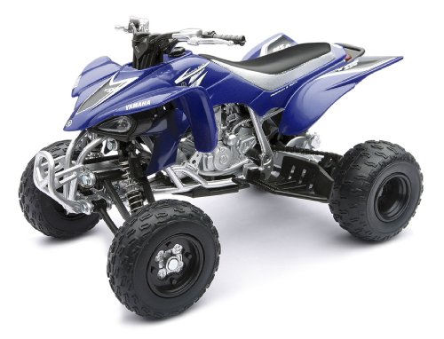 Yamaha YFZ 450 2008 ATV Blue