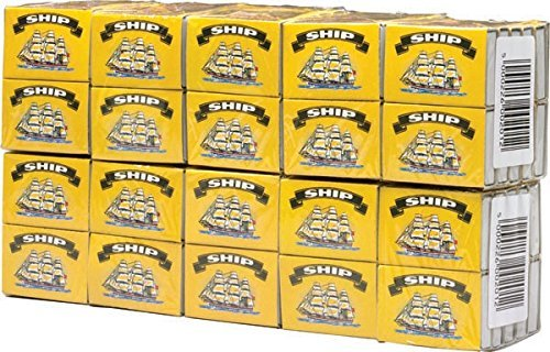 100-boxs-of-ship-safety-matches-brand-new