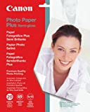 Canon Photo Paper Plus Semi-Gloss, 8 x 10 Inches, 20 Sheets (1686B017)