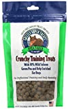 Grizzly Pet Products Crunchy Training Treats Green Pea and Kelp, .5-Ounce