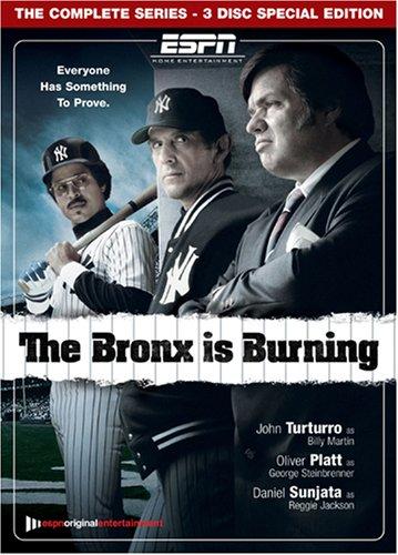 Bronx Is Burning