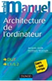 Mini manuel d'architecture de l'ordinateur