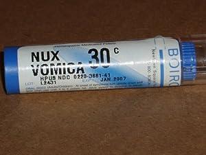 Boiron - Nux Vomica 30c, 30c, 80 pellets