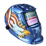Andoer Clearvision Welding Helmet Solar Powered Automatic