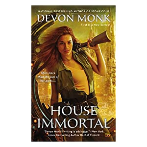 House Immortal by Devon Monk
