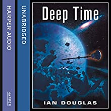 Deep Time: Star Carrier, Book 6 (       UNABRIDGED) by Ian Douglas Narrated by Nick Sullivan