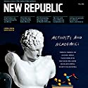 The New Republic, Fall 2015 (       UNABRIDGED) by  The New Republic Narrated by C. James Moore
