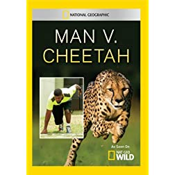 Man v. Cheetah