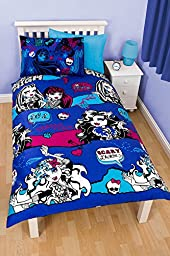 Monster High Beasties Double Rotary Duvet Set