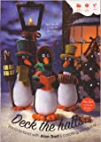 Deck the Halls Christmas Carolling Penguins by Alan Dart Toy Knitting Pattern: Measuremts 23cm tall without hat: Materials Hayfield Bonus DK (Simply Knitting Magazine Pull Out Pattern)