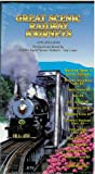 Great Scenic Railway Journeys: Travel 13 Railroads - Belfast & Moosehead Lake, Conway, Hobo, Knox & Kane, Strasburg, Gettysburg, Western & MD, Potomac Eagle, Cass, OH Central, KY, TN Valley & Smoky Mt