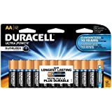 Duracell Coppertop Advanced Batteries with Duralock AA - 12 Pack
