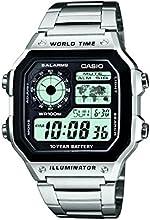 Casio Collection AE-1200WHD-1AVEF - Orologio da polso Unisex