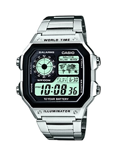 Casio Collection AE-1200WHD-1AVEF - Orologio da polso Unisex