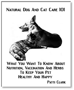 Natural Dog And Cat Care 101 by 8 am Publishing