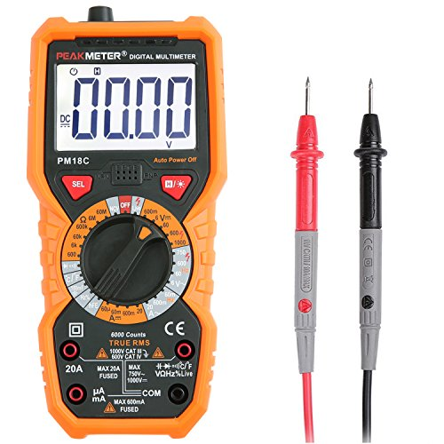 Best Capacitor Testing Multimeter | Lab Gear