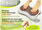 HoMedics FMS-150H Shiatsu Foot Massager