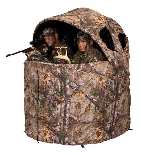 Review Deluxe Tent Chair Blind in Rea