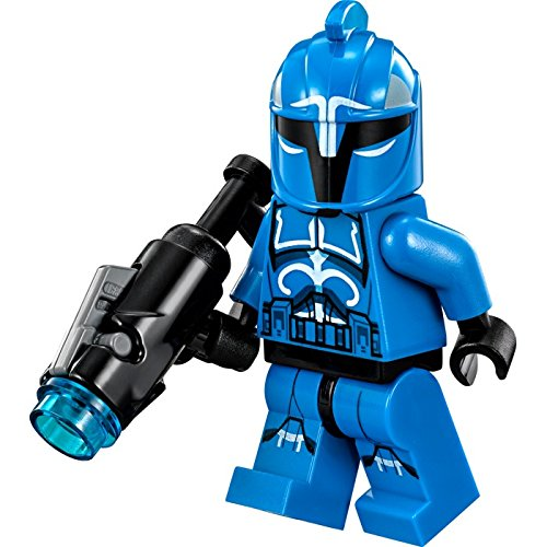 LEGO Star Wars The Clone Wars Loose Senate Commando Captain Minifigure [Loose] - 1