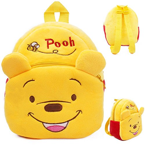 Baby Toddler Kids Child Boy Girl Cartoon Animal Backpack Schoolbag Shoulder Gift Model Winnie (Backpack Blower Toy compare prices)