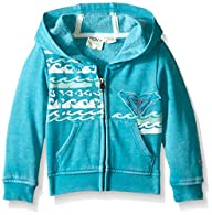 Roxy Baby-Girls Love The Waves Hoodie…
