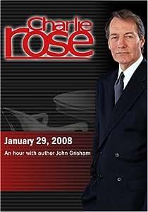 Charlie Rose - John Grisham (January 29, 2008)