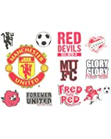 Manchester United FC Tattoo Pack